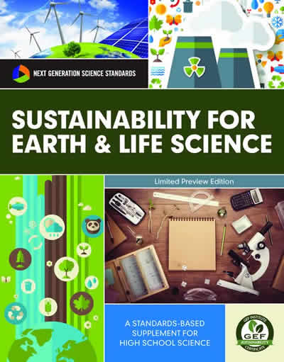 GEF Institute NGSS: Sustainability for Earth and Life Science