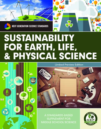 GEF Institute: Sustainability for Earth and Life Science NGSS